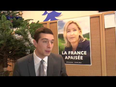 """Front National: Kollektiv """"Banlieues Patriotes"""""""