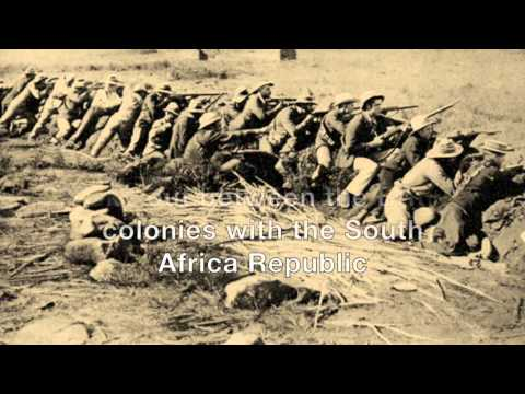 Colonization of South Africa
