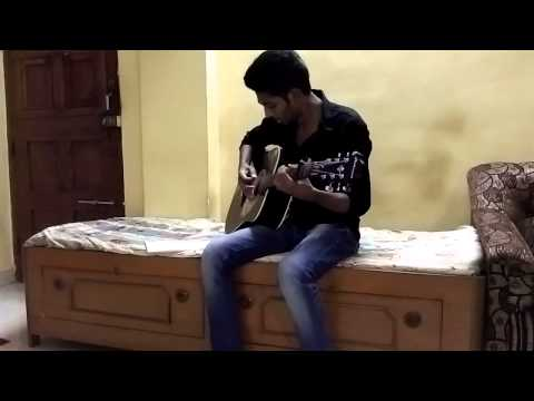 Mere Humsafar Song Guitar Cover From The Movie (All Is Well) |Mithoon|