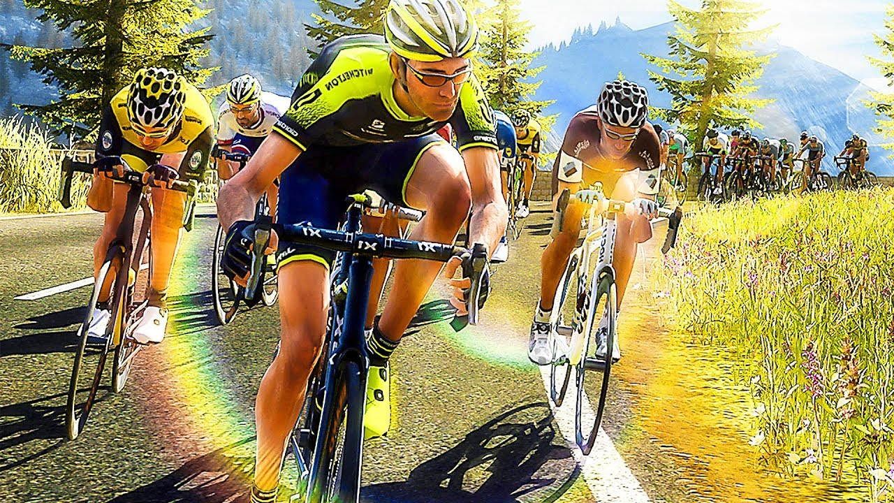 PRO CYCLING MANAGER SEASON 2018 Trailer (2018) PS4 / Xbox One / PC