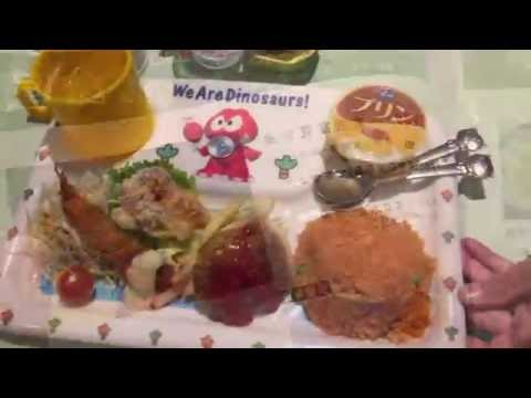 Variety-full!  Japanese Kid's Lunch!Okosama Lunch(お子様ランチ)