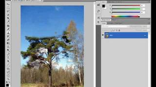 Видеоурок Photoshop CS5 инструмент штамп.