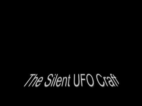 The Silent UFO Craft  (from Hovering to Gliding)