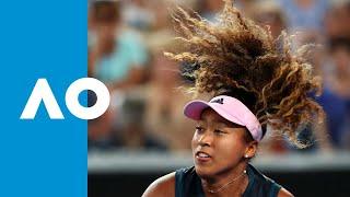 Naomi Osaka v Tamara Zidansek match highlights (2R)   Australian Open 2019