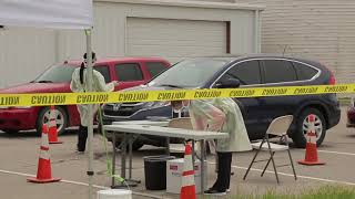 Coronavirus in Oklahoma:  80 testing sites open across the state