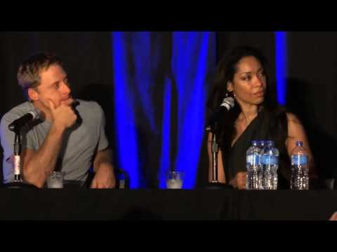 "Gina Torres singing ""When did you leave Heaven"" live."