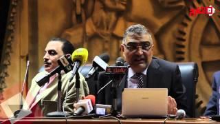 اتفرج| مؤتمر «الحق في الدواء» للإعلان عن دراسة حول مبادرة الرئيس
