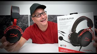 HyperX Cloud Alpha Gaming Headset Detailed Review