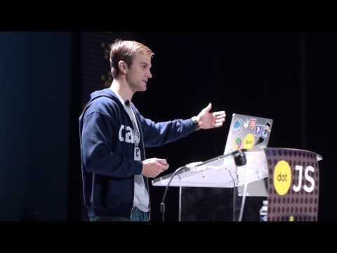 dotJS 2014 - Justin Meyer - A JavaScript Project Checklist