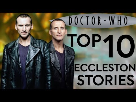 TOP 10 NINTH DOCTOR EPISODES | Doctor Who List Rankings