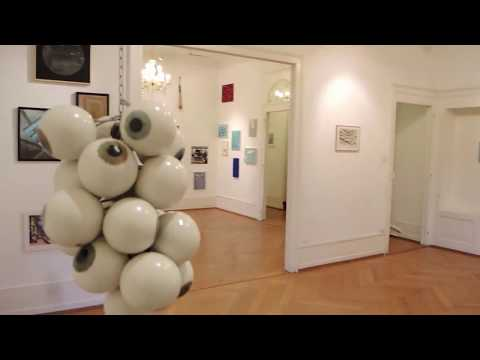 """""""My art goes Boom"""" - exposition collective - villa Dutoit - Genève - vidéo"""