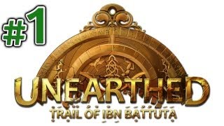 Unearthed: Trail of Ibn Battuta - Episode 1 Walkthrough Gameplay HD - Part 1