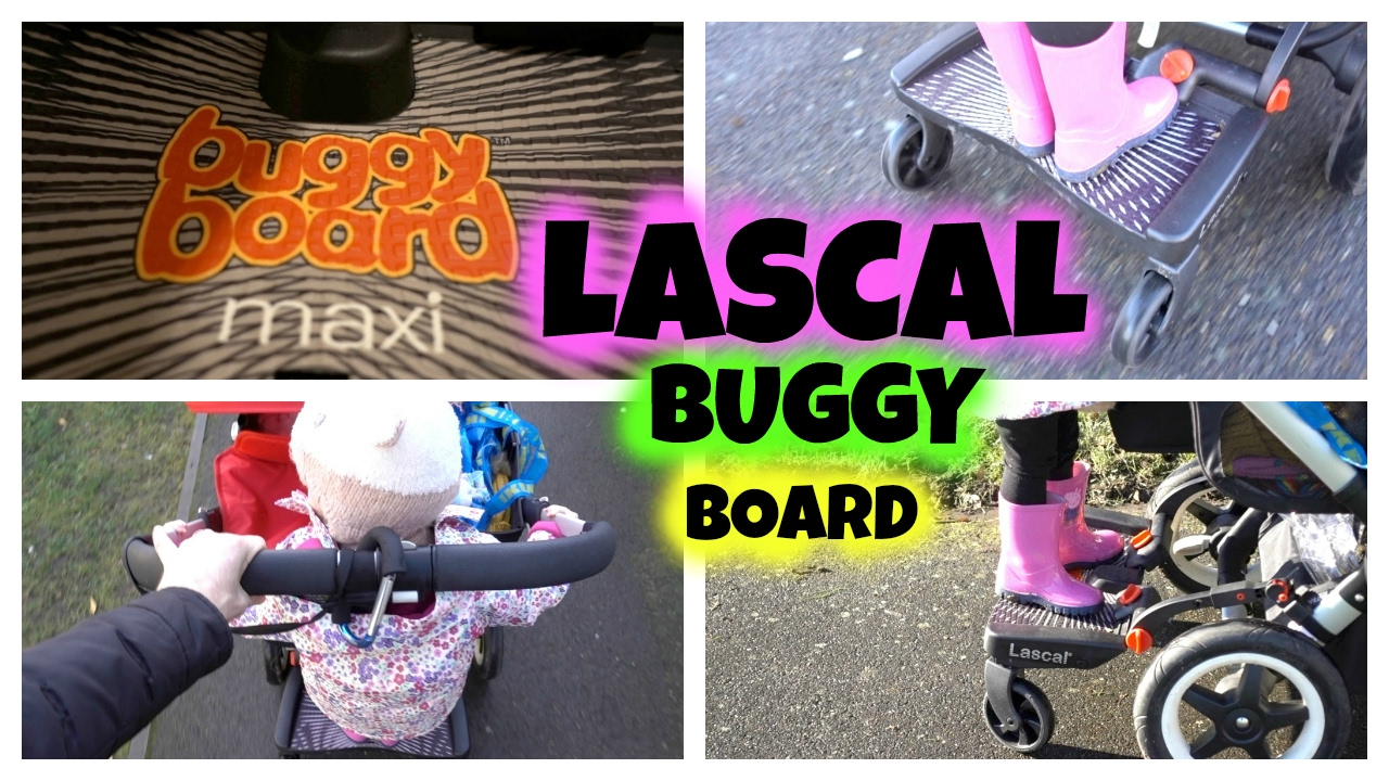 Lascal Buggy Board Review Bugaboo Donkey 66