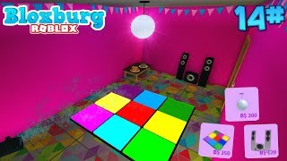 🏡 TO PARTY EQUIPMENT for ROBUXY! 😱🏢/14 #/ROBLOX/Welcome to Bloxburg/jurasek05