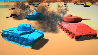 ТАНКОВОЕ МЕСИВО ► Total Tank Simulator #1