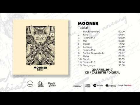 "Mooner ""Tabiat"" (Full Album Preview)"