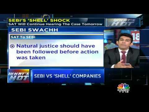 SEBI Vs 'Shell' Companies