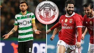 Man Utd fans tell Ed Woodward to scrap Bruno Fernandes transfer to sign Benfica star Rafa- transf...