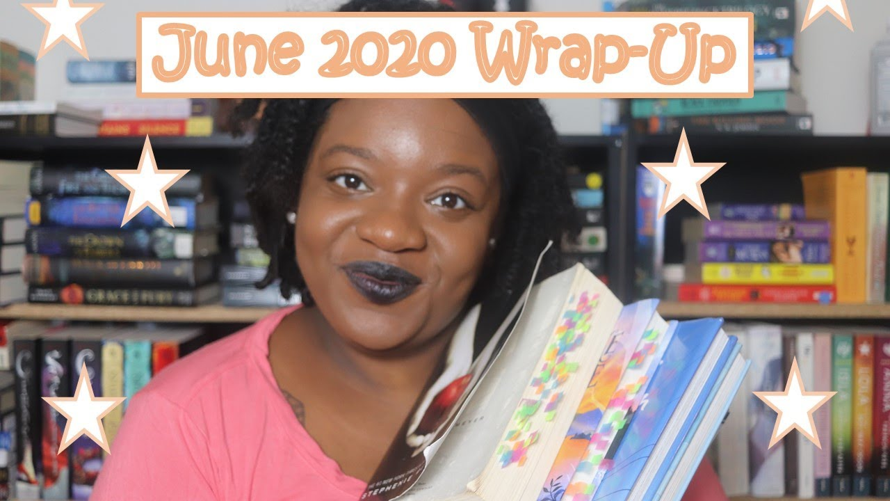 June Wrap-Up // 18 Books
