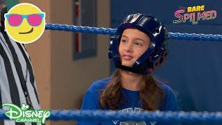 🤣 Top 3 sjove øjeblikke med Blair | Bare spil med | Disney Channel Danmark