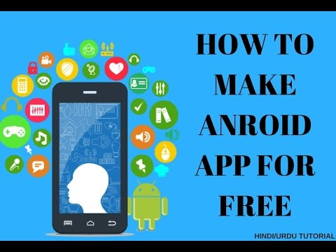 how to create an app without coding for free