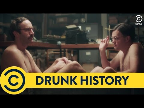 The Dam Busters' Bathtime - Drunk History Season 3 Premiere | Comedy Central