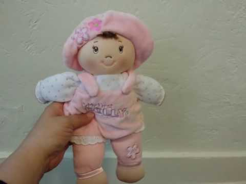 MY FIRST DOLLY BY GUND BABY