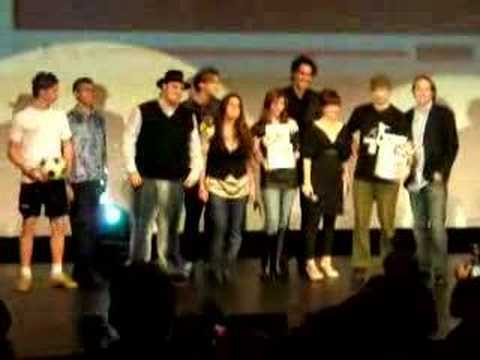 Gewinner von Youtube Secret Talents 2007 Berlin