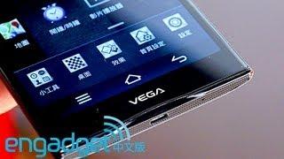 Pantech VEGA No6 動手玩(hands-on)| Engadget 中文版