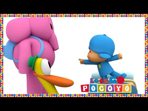 Let's Go Pocoyo! - The Best Bedroom [Episode 46] in HD