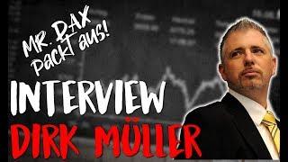 Mr DAX packt aus! - Finanzexperte und Bestsellerautor Dirk Müller im Gespräch