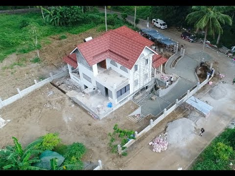 VILLA FELIZ - EPISODE 240: BACK ONLINE...THANKS PLDT (House Building in the Philippines)