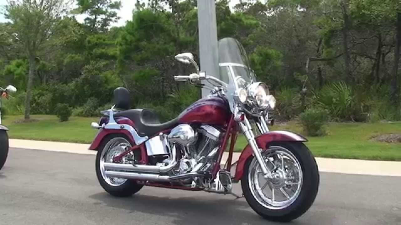 Used 2006 Harley Davidson CVO Fat Boy Motorcycles for sale ...