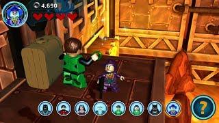 Lego Batman 3: Beyond Gotham (PS Vita/3DS/Mobile) sinestro