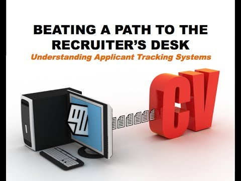 Beating Resume Applicant Tracking Systems