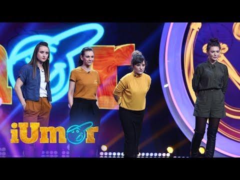 Trupa iELE, prima şi singura trupă de improvizaţie feminină din România! Cum să faci ca televizorul!