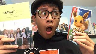 "K-Pop and POKÉMON???   SYJ Plays ""Let's Go Eevee!"" #SilentNGoesToJailParty"