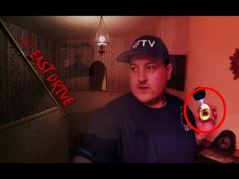 Ghost Box at 30 East Drive Violent POLTERGEIST House