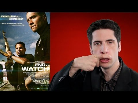 End Of Watch Movie Review