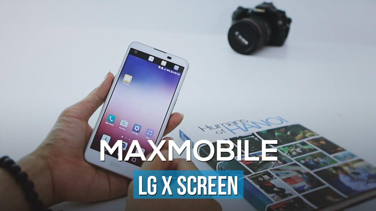 Đánh giá nhanh LG X Screen – 2 màn hình giống V10, giá cực rẻ