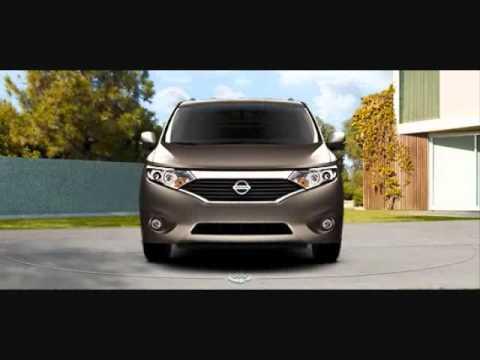 2012 Nissan Quest Exterior Interior Colors 360 Youtube