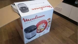 Moulinex OW240E30 Лучшая хлебопечь для вашей семьи.