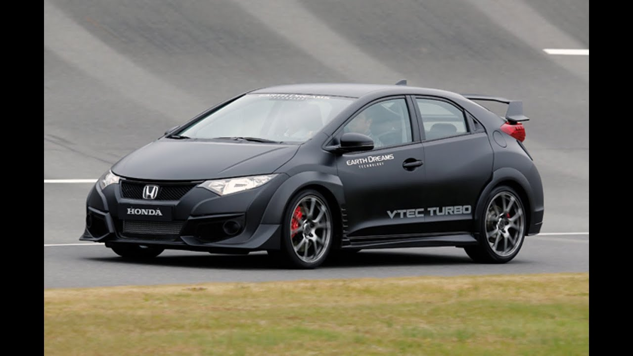 Honda News 54 NEW CIVIC TYPE R