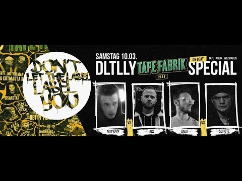 DLTLLY // Trailer Tapefabrik // PPV out NOW!