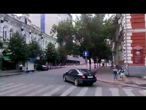 . Саратов. Экскурсия по городу на автобусе