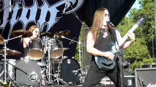 Inquisition - Astral Path to Supreme Majesties (Live Motocultor 2012)