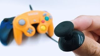 Putting Xbox One Sticks on a Gamecube Controller