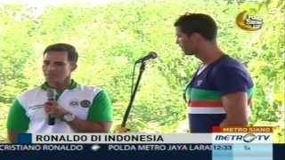 Cristiano Ronaldo (CR7)  Di Indonesia