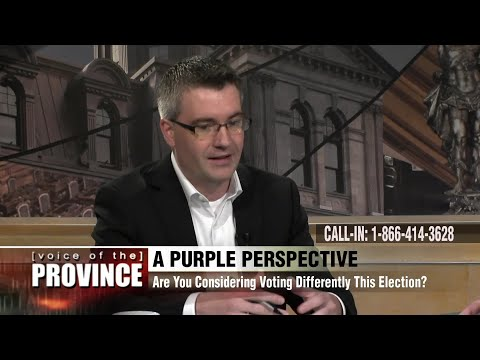 Kris Austin - June 28th, 2018 - Voice of the Province