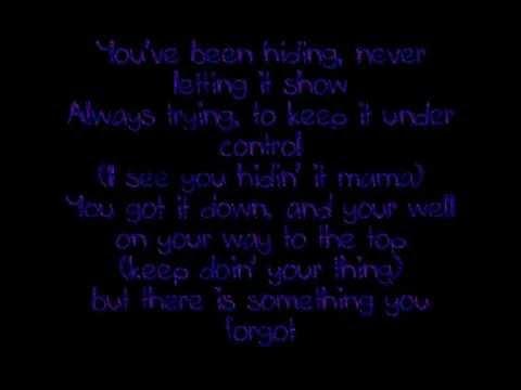 Lil Wayne- Something  You Forgot